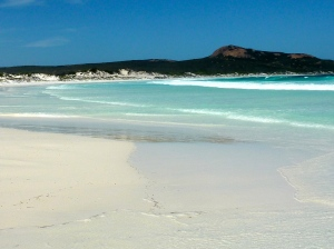 Lucky Bay Beach - paradise