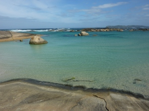 Greens pool, just one of the many beautiful beaches nearby.