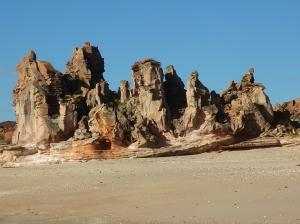 Rocks on Barn Hill Beach