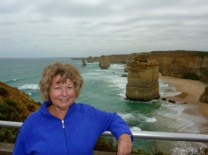 Some of the twelve apostles.