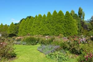 Pretty Allendale Gardens.