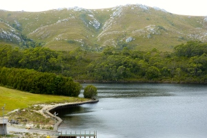 Lake Pedder