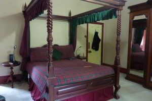 Accommodation - lovely restored Victorian B & B