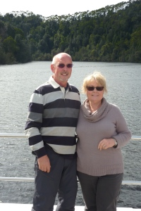 Cruising on the Gordon River